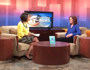 Caryn's interview at KSTP - Media
